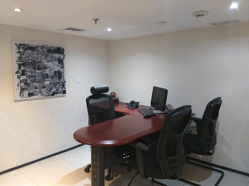 oficinas compartidas de city office